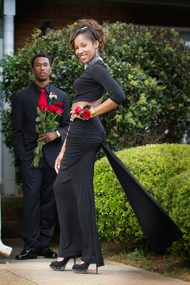 Lifestyle photography photo of prom by Shawn Brooks